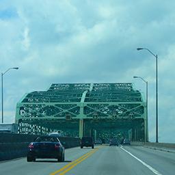Champlain Bridge.